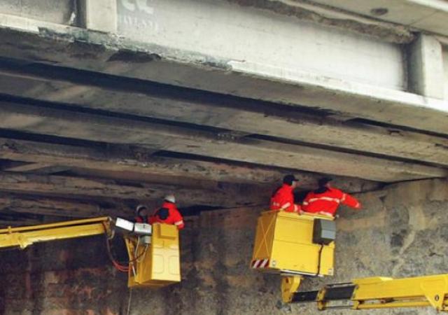 Anas dà il via al progetto di monitoraggio strumentale di ponti e viadotti