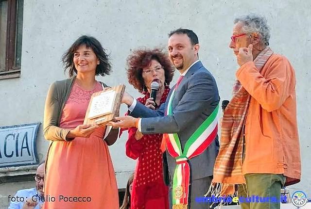 """Premio Letterario """"Città di Lugnano"""" a Francesca Pontiggia. Rosone d'Argento a Flaminio Monteleone"""