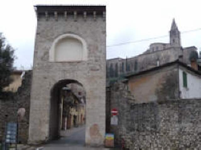 """""""Portaccia: dal progetto al restauro"""". Porta Orvietana torna al suo antico splendore"""