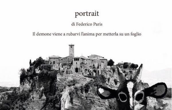 """""""Portrait"""". Performance artistica di Federico Paris, alla ricerca dell'essenza"""