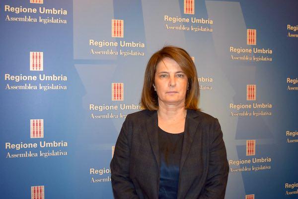 """Donatella Porzi: """"Io il garante delle istituzioni umbre"""""""