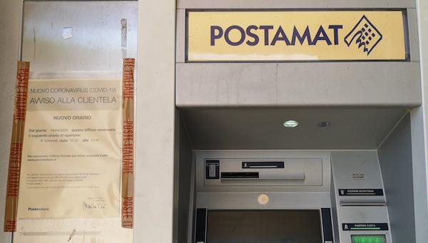 Poste Italiane rassicura sulla regolarità dei servizi nel territorio