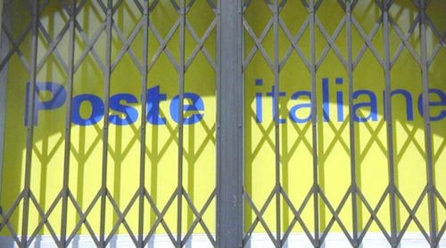 Ufficio Postale di Fabro Scalo chiuso per lavori