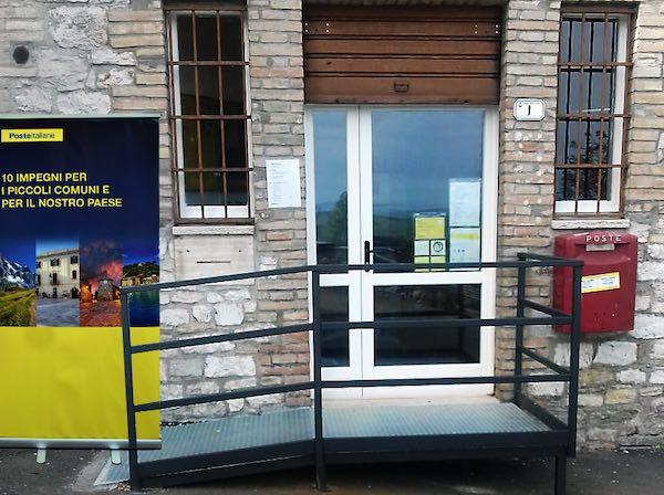 Abbattimento delle barriere architettoniche a Fabro, Ficulle, Melezzole e Monterubiaglio
