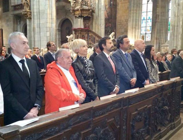 Sulle orme di Pietro, partita la decima edizione della Staffetta Praga-Bolsena-Orvieto