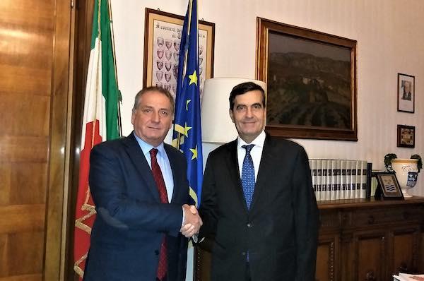 Si è insediato il nuovo Prefetto Emilio Dario Sensi
