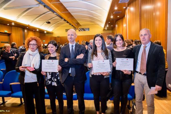 """All'Unitus consegnati i premi di laurea """"Luigi Petroselli"""""""