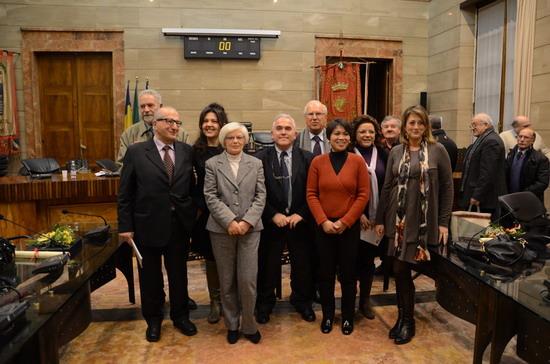 """Assegnato alla vice presidente della Regione, Carla Casciari, il premio """"Gino Flori"""""""