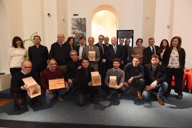"""""""L'Oro Verde dell'Umbria"""". Brilla l'Azienda Ranchino, premio anche alla Pelagrilli"""