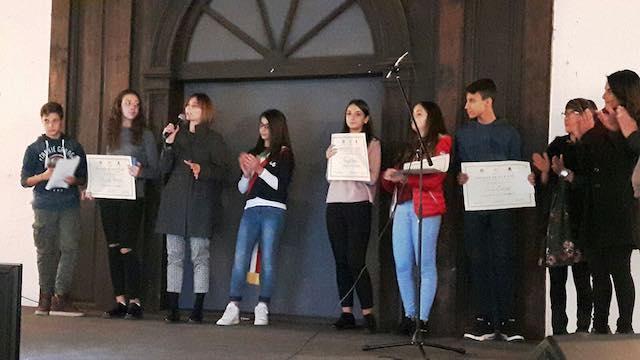 """Benedetta Bruzziches ospita della sesta edizione del Premio """"10 e lode"""""""