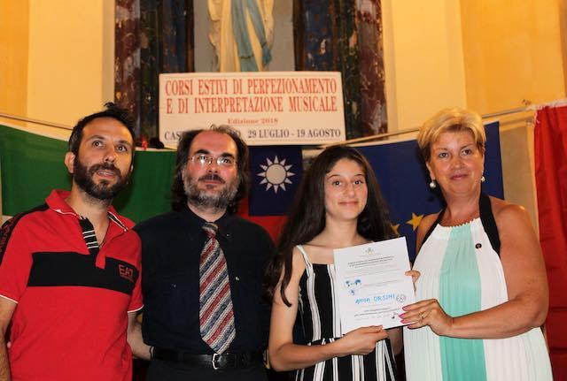 Assegnati il Premio Fidapa e la Borsa di Studio Santarossa ai Corsi di Perfezionamento