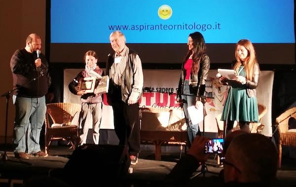 Nuovo riconoscimento per Francesco Barberini al Festival dei Gufi