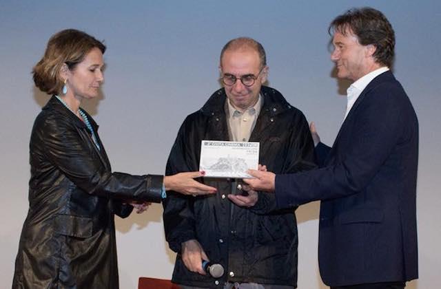 """Giuseppe Tornatore a """"Civita Cinema"""": """"Mi sono innamorato di questo posto"""""""