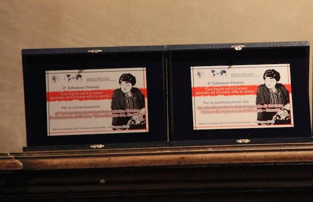 """Terzo Premio """"Lea Pacini e il Corteo Storico: quando a Orvieto sfila la Storia"""""""