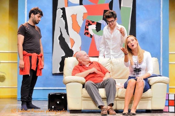 """Al Teatro Spazio Fabbrica va in scena """"Prendo in prestito tua moglie"""""""