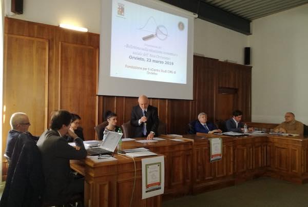 La fotografia della situazione socio-economica dell'Area Orvietana nel 2018