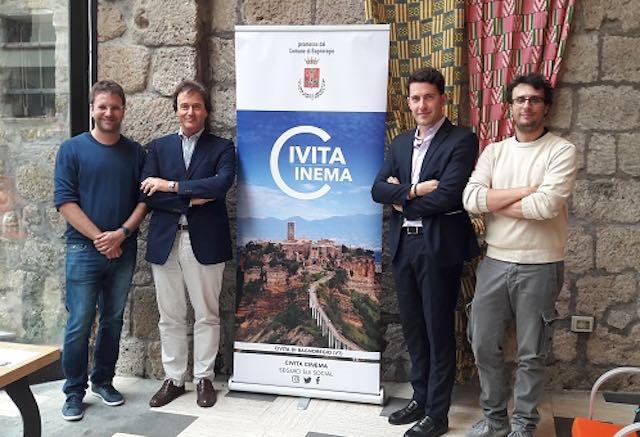 """Via a """"Civita Cinema"""". E dopo gli incontri, un Museo e una Film Commission Territoriale"""