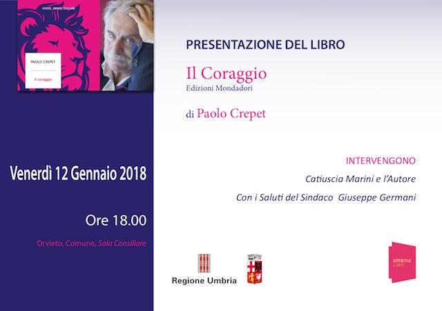 """Paolo Crepet presenta """"Il Coraggio. Vivere, amare, educare"""""""