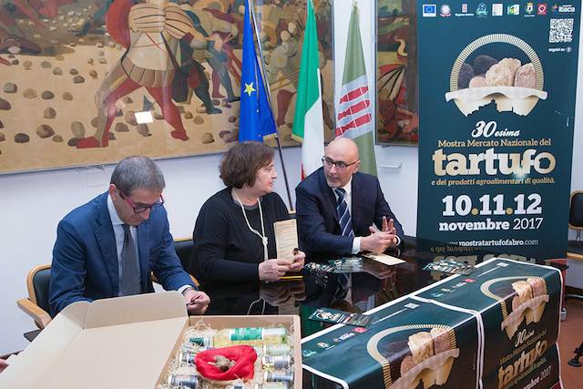"""Trent'anni di """"Mostra Mercato Nazionale del Tartufo e dei Prodotti Agroalimentari di Qualità"""""""