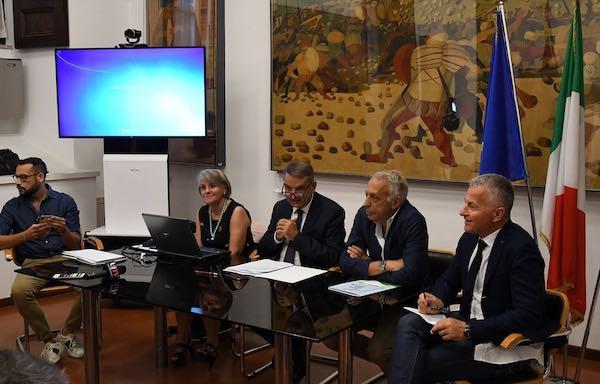 Presentata la nuova campagna di promozione turistica dell'Umbria