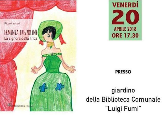 La storia di Erminia Frezzolini rivive in un libro realizzato dalla Scuola Primaria di Sferracavallo