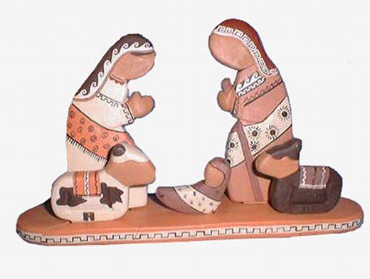La Natività a Orvieto. Fino all'8 gennaio sulla Rupe tredici interpretazioni della tradizione del presepio