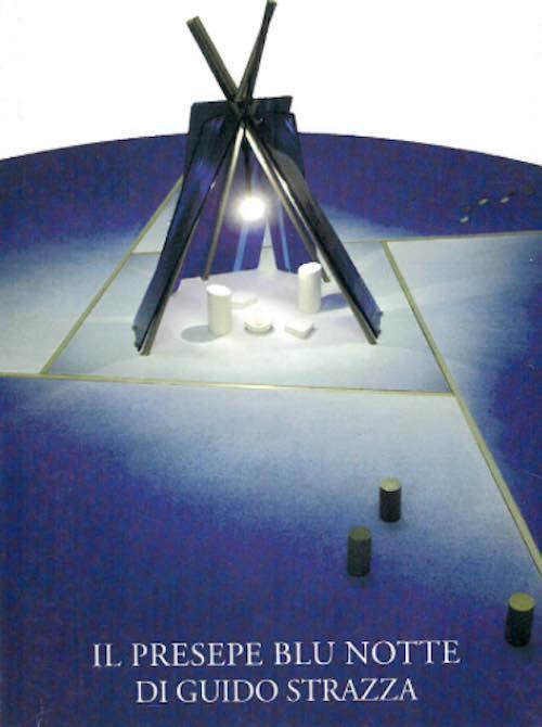 Il Presepe Blu Notte di Guido Strazza nei sotterranei del Duomo di Orvieto