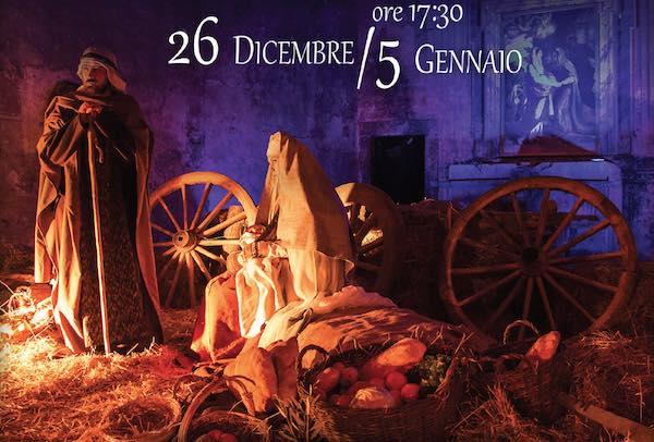 Presepe Vivente di Vetralla, c'è anche una rappresentazione in notturna