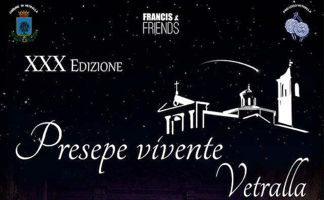 Trentesima edizione per il Presepe Vivente, rievocazione a tema ottocentesco