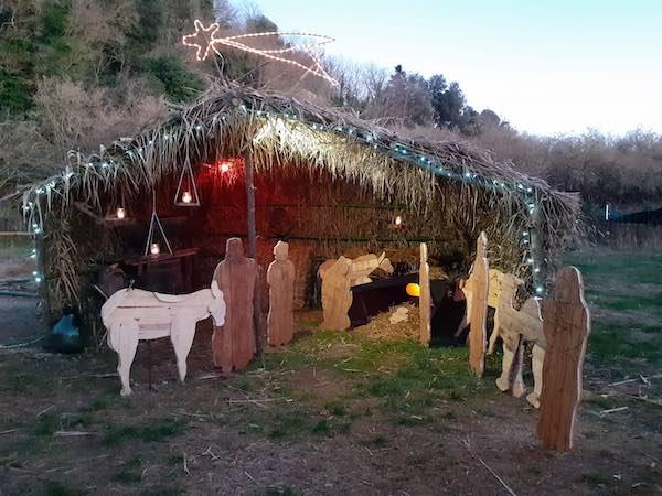 La Mostra dei Presepi nella Chiesa di Santa Lucia in Vico arricchisce le feste