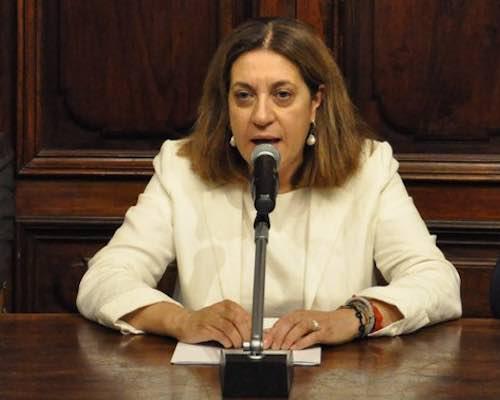 """Il saluto della presidente Marini: """"Scuola come palestra di integrazione"""""""