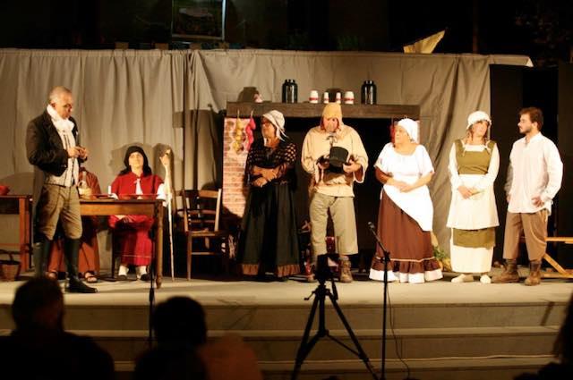 """La Compagnia delle Vigne al Teatro San Francesco con """"Prima io!!!"""""""