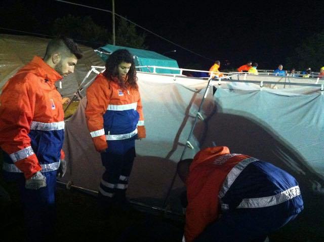 Terremoto, da Montegabbione partono 5 volontari della protezione civile