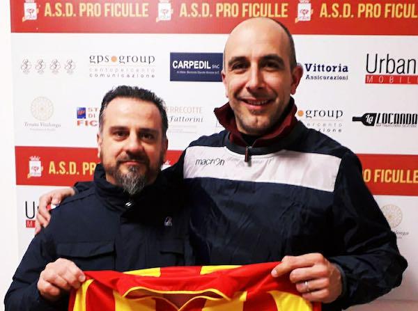 Alla Pro Ficulle arriva Alessandro Maccari