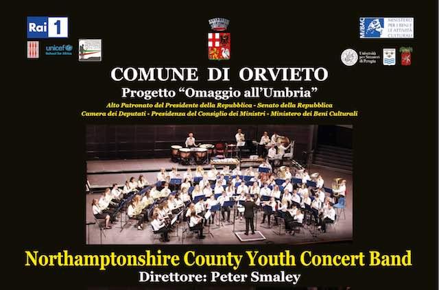 Progetto Omaggio all'Umbria, tre concerti dedicati alle orchestre giovanili