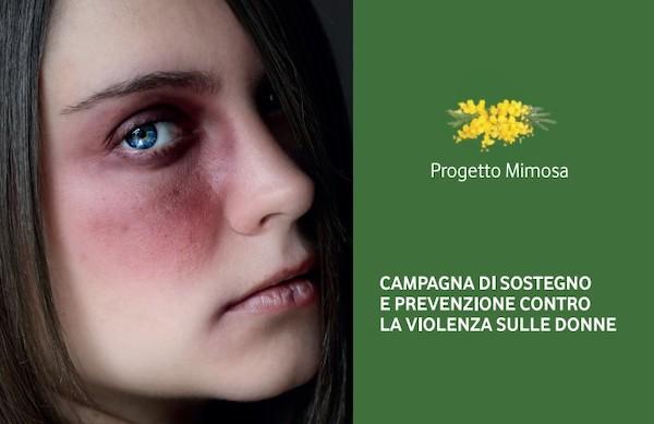 """""""Progetto Mimosa"""", anche in Umbria farmacie di nuovo in campo per la tutela delle donne"""