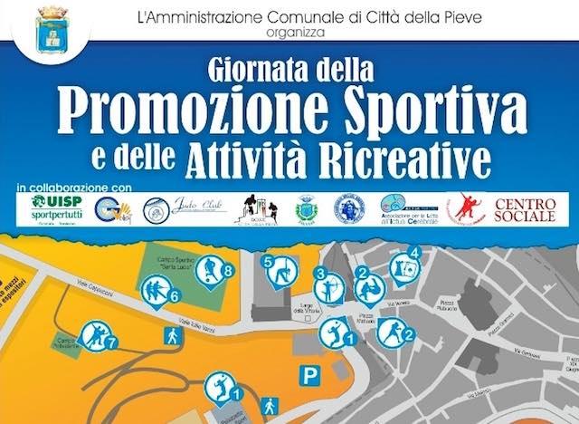 Seconda edizione per la Giornata della promozione dello sport e delle attività ricreative