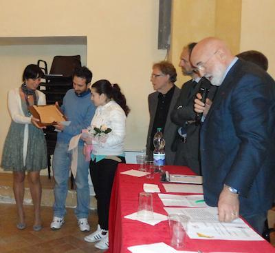 """A Castel Viscardo premiati gli studenti che hanno partecipato alla """"Proposta"""" dell'UniPopTus"""