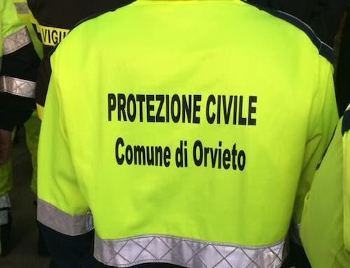 """La Protezione Civile dell'Orvietano è al centro commerciale """"Porta d'Orvieto"""""""