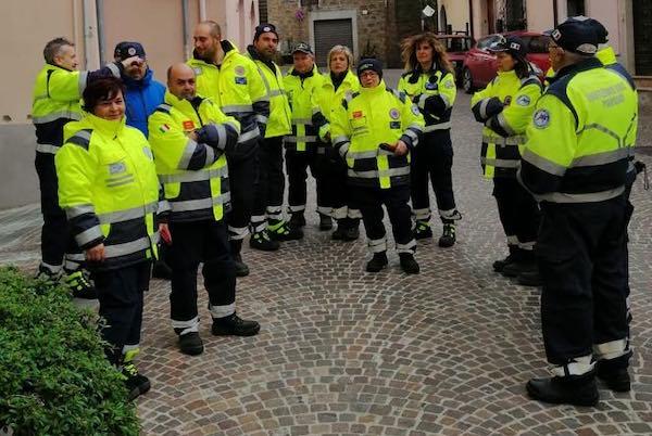 Protezione Civile, i volontari del Gruppo Comunale pronti a entrare in azione
