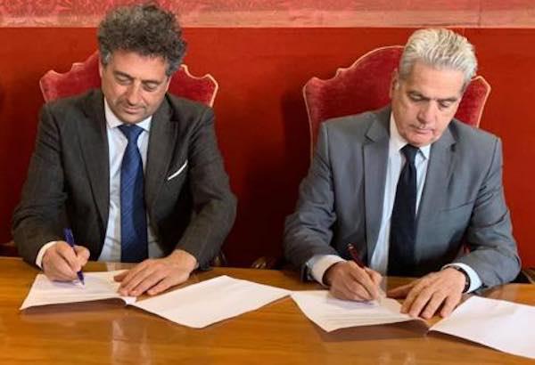 Progetto di sviluppo Etruria-Tuscia, Orvieto firma l'accordo con Viterbo