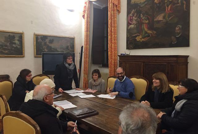 Siglato il secondo patto di collaborazione, nuova sede per la Pro Todi e cooperazione per le iniziative culturali