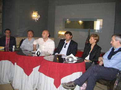 Il PD presenta a Orvieto le candidature alla Provincia: per un ente strategico, candidati di provata esperienza