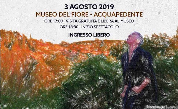 """Al Museo del Fiore va in scena """"Viaggio di Psiche"""""""