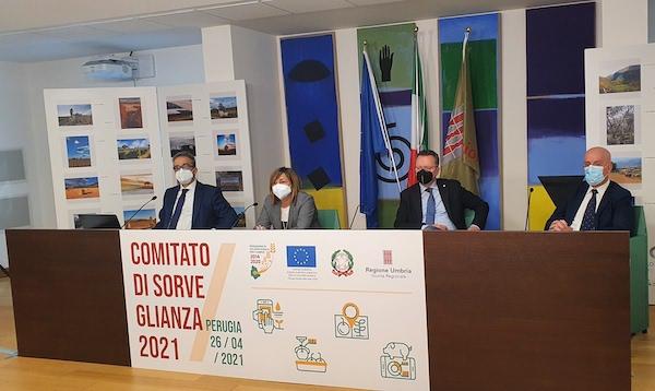 """Comitato di sorveglianza Psr, Tesei e Morroni contrari al taglio di risorse. """"Nuovo sistema di calcolo penalizzante per l'Umbria"""""""