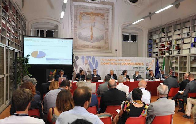 """Psr 2014-2020, riunito il comitato di sorveglianza. """"Umbria seconda a livello nazionale per attuazione"""""""