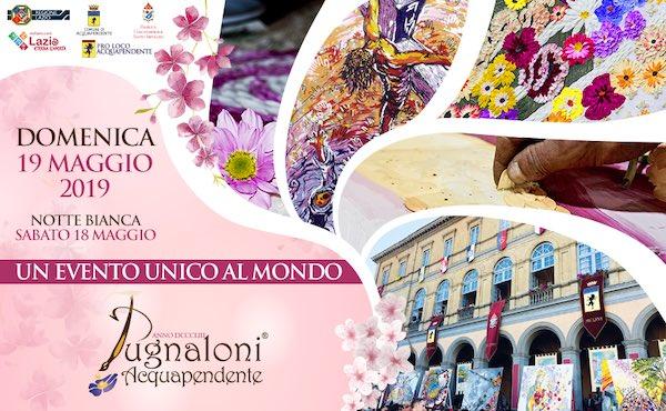 Torna la Festa dei Pugnaloni, una tradizione di petali e foglie lunga 853 anni
