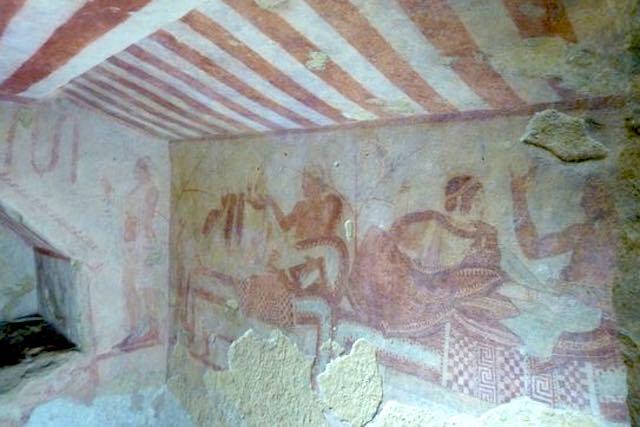 """""""Notti d'Estate"""" alla Necropoli. """"Riti del Passato"""" e la Magia delle Arti sotto il Cielo Etrusco"""