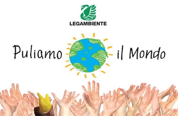"""Torna """"Puliamo il Mondo"""". Al via anche la campagna comunale contro l'abbandono dei rifiuti"""
