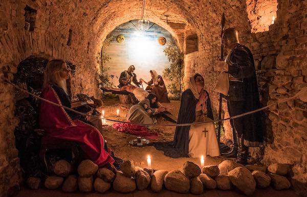 Quadri Viventi nella Domenica di Pasqua e Lunedì dell'Angelo